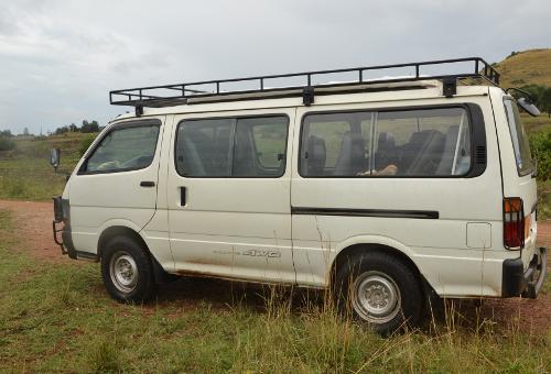 UAW-minibus