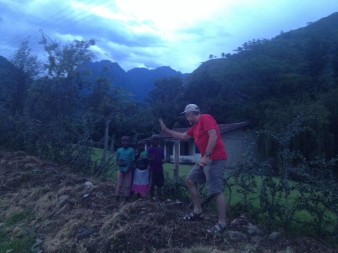 Trek the Rwenzori