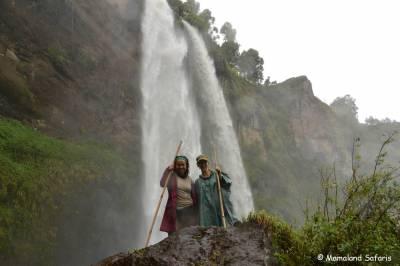 Sipi Falls safari