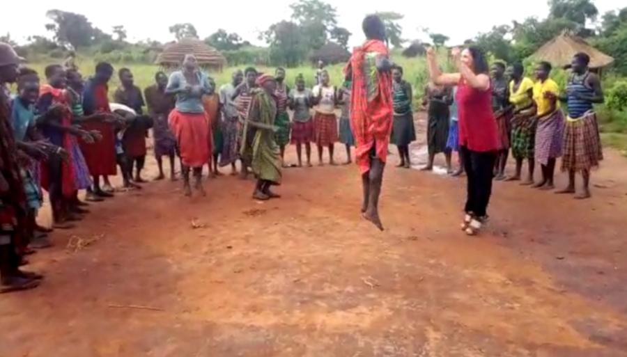 Culture safari Uganda
