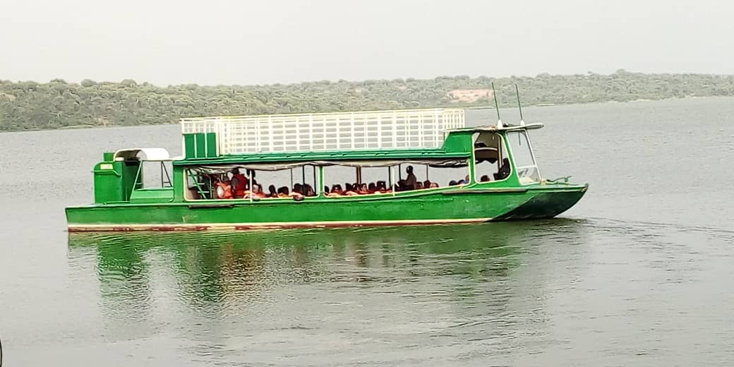Boat-cruise on Kazinga channel