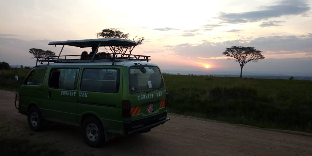 6 days Uganda safari