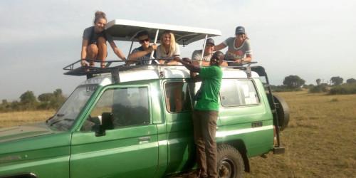 Mamaland Safaris guides