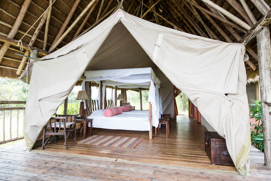 Uganda honeymoon safari